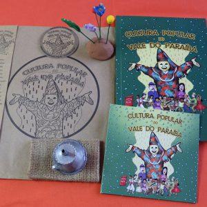 Livro e Disco: Cultura Popular do Vale do Paraíba.