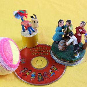 Disco: Rodas de Brincadeiras Cantadas.