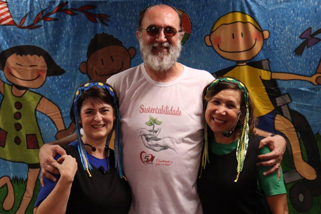 Apresentação no Sesc de São José dos Campos.