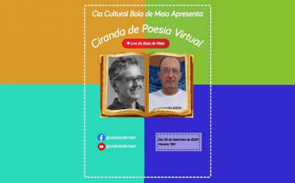 Ciranda de Poesia com Fernando Scarpel